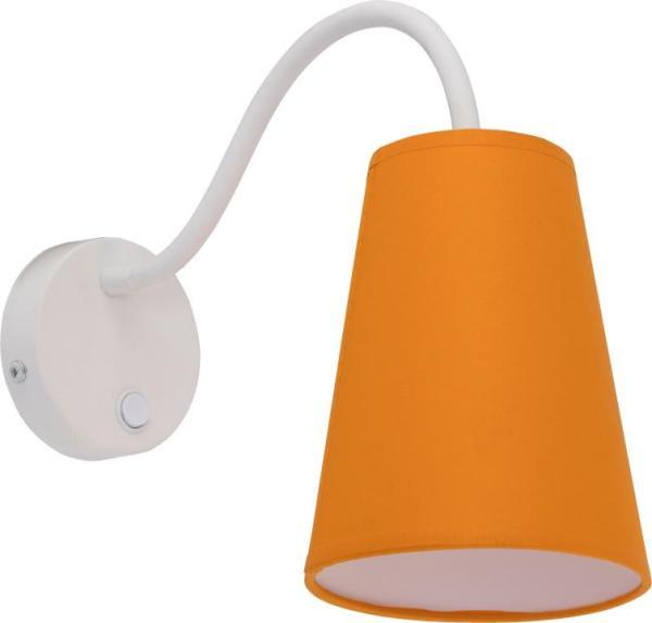 Kinderzimmerlampe Wire Colour orange