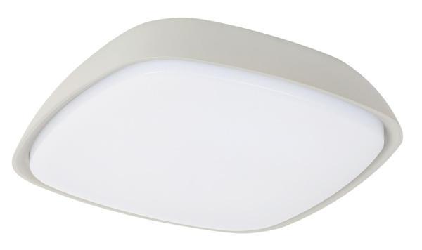 Außendeckenleuchte Austin LED grau