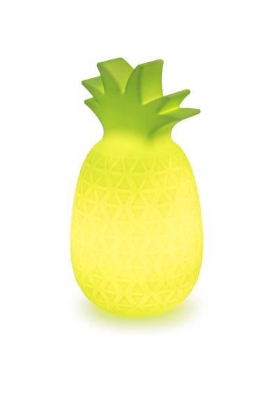 LED Dekoleuchte Ananas Garten