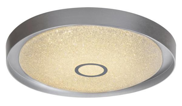 LED Deckenleuchte 22W 1630lm chrom CCT 3000-4000-6000K