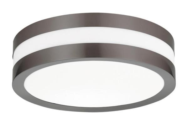 Stuttgart Außendeckenleuchte modern Metall/Kunststoff anthrazit grau Außenleuchte Deckenlampe Außenl