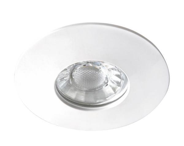 LED Einbaustrahler weiß warmweiß 4W