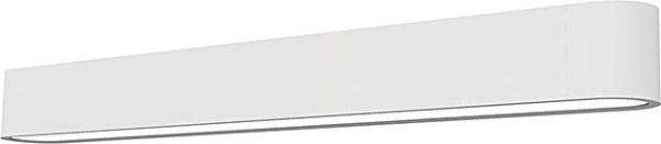 LED Wandleuchte weiß 11W 3000K 1000lm Soft