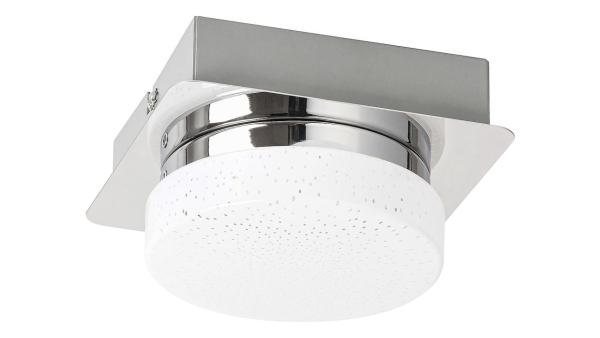 LED Deckenleuchte chrom/Opalglas LED-Board 5W A+ 4000K 400lm IP20