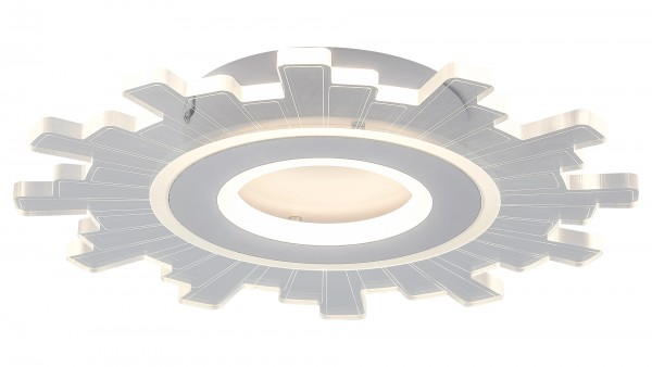 Felicity, LED Deckenleuchte, 24Wv