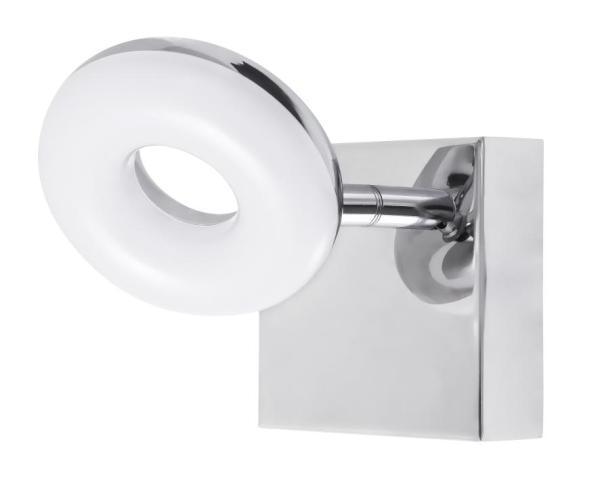 LED Wandleuchte chrom 603W 4000K 465lm