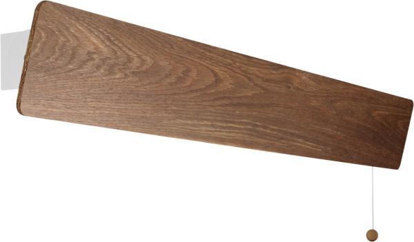 LED Wandleuchte Holz 16W 3000K 1500lm Oslo