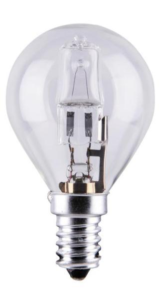 Halogen Leuchtmittel E14 G45 28W