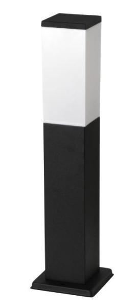 Bonn Wegeleuchte modern Metall/Kunststoff matt schwarz Außenleuchte Standleuchte Pollerleuchte E27 6