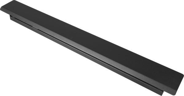 LED Wandleuchte schwarz 11W 3000K 1000lm