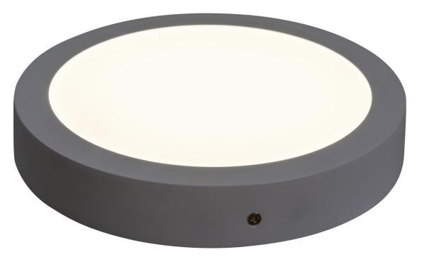 LED Deckenleuchte LOIS in mattweiß naturalweiß Ø225mm