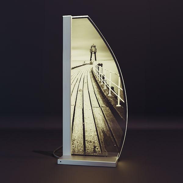 LED Designleuchte Lighthouse